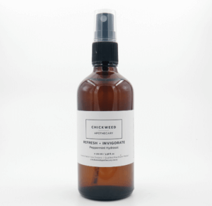Chickweed Apothecary Peppermint Hydrosol