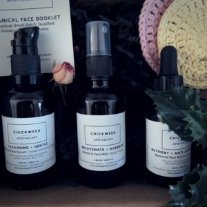 Botanical Box of Skin Care Gift Set